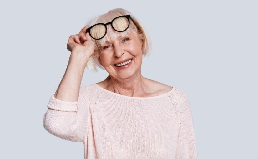 Trænger dine bedsteforældres briller til en udskiftning, så giv briller i gave
